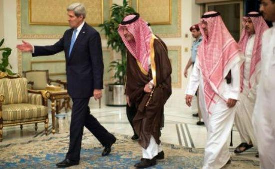 Ngoại trưởng Mỹ nhấn mạnh tầm quan trọng mối quan hệ Mỹ - Saudi Arabia