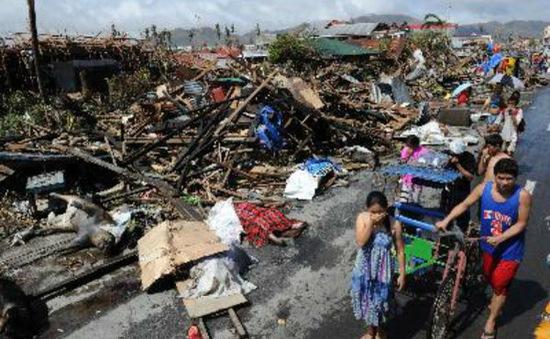 Người Việt Nam ở Tacloban đã nhận đươc cứu trợ