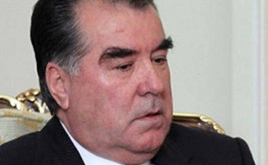 Tajikistan công bố kết quả cuối cùng bầu cử Tổng thống