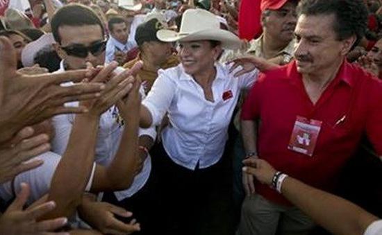 5,4 triệu cử tri Honduras đi bỏ phiếu bầu cử Tổng thống