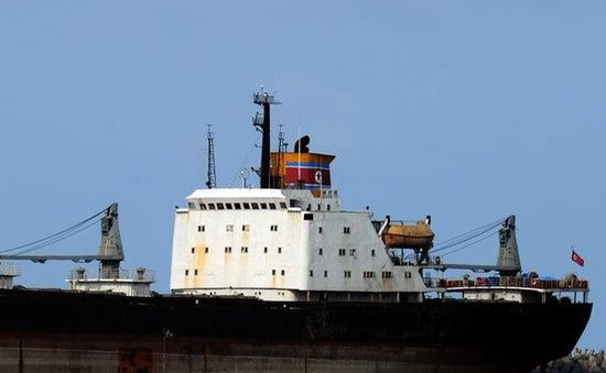 Panama ra điều kiện thả tàu Triều Tiên