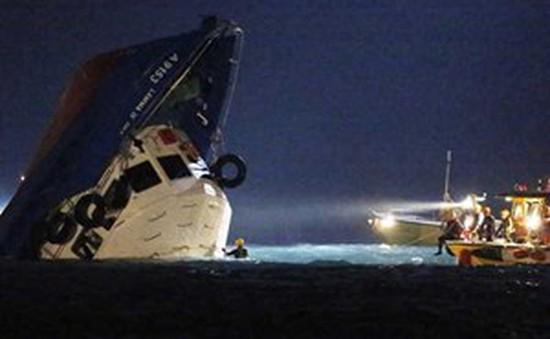 Tai nạn đường thủy tại Hong Kong