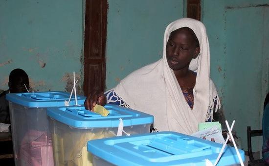 Đảng cầm quyền Mauritania thắng áp đảo ở bầu cử Quốc hội