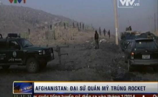 Afghanistan: Đại sứ quán Mỹ trúng rocket