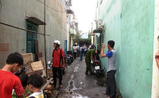 TPHCM: Cháy khu nhà trọ, 4 SV thiệt mạng