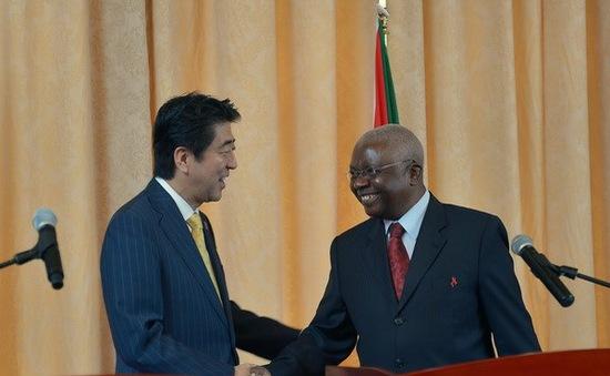 Nhật Bản dành hơn 670 triệu USD ODA cho Mozambique