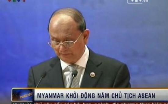 Hội nghị AMM khởi động năm Chủ tịch năm ASEAN của Myanmar