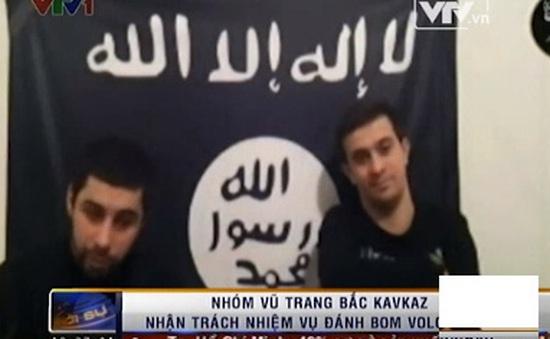 Nhóm vũ trang Bắc Kavkaz nhận trách nhiệm vụ đánh bom Volgograd