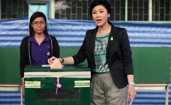 Thái Lan: Kế hoạch bầu cử lại tại một số điểm bỏ phiếu