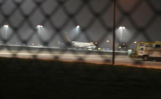 Ukraine điều tra âm mưu cướp máy bay