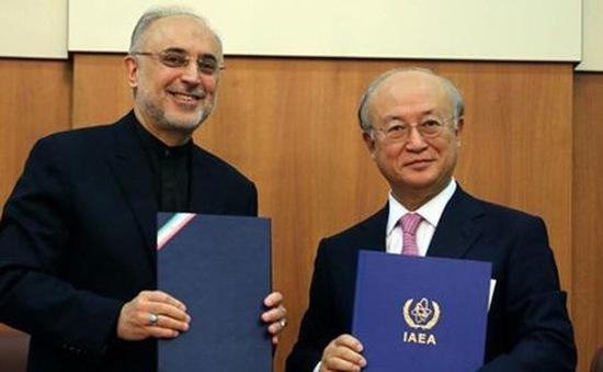 Iran và IAEA đạt thêm thỏa thuận về vấn đề hạt nhân