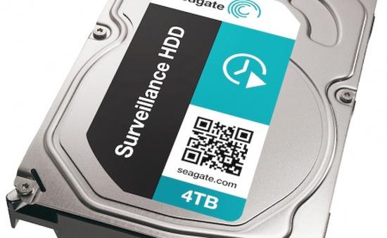 Seagate ra mắt ổ cứng thế hệ mới