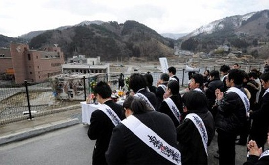 Sau 3 năm thảm họa động đất, người dân Nhật Bản vẫn chưa có nhà
