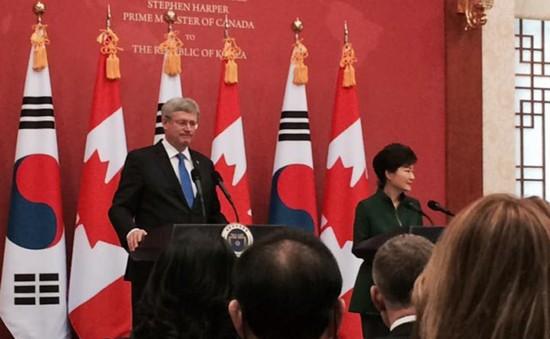 Hàn Quốc, Canada đạt thỏa thuận tự do thương mại