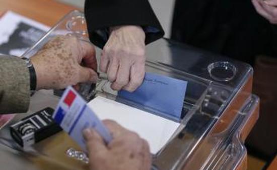 Cử tri Pháp bắt đầu bầu cử địa phương
