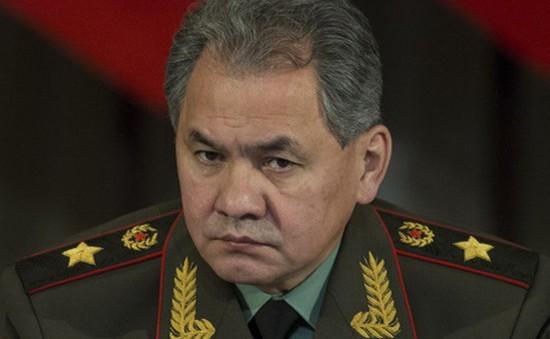 Bộ trưởng Quốc phòng Nga tới Crimea thị sát