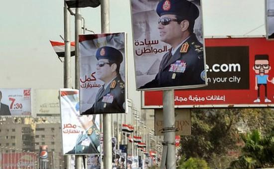 Ai Cập công bố ngày bầu cử Tổng thống