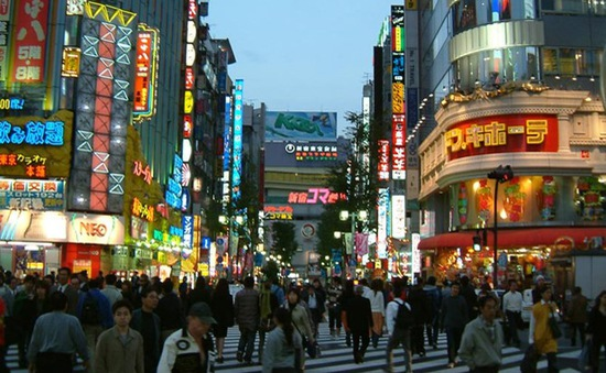 Nhật Bản tăng thuế tiêu thụ lên 8%