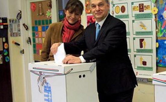 Hungary: Bầu cử Quốc hội lần thứ 7