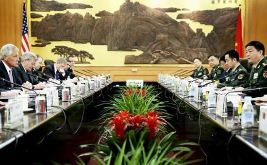 Mỹ và Trung Quốc cần phát triển mối quan hệ hợp tác quân sự kiểu mới