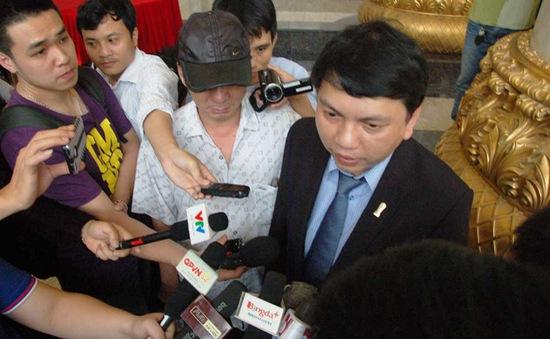 VFF: Sẵn sàng giúp Xi măng The Vissai Ninh Bình chống tiêu cực
