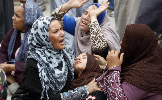 Ai Cập kết án tử hình thủ lĩnh Anh em Hồi giáo