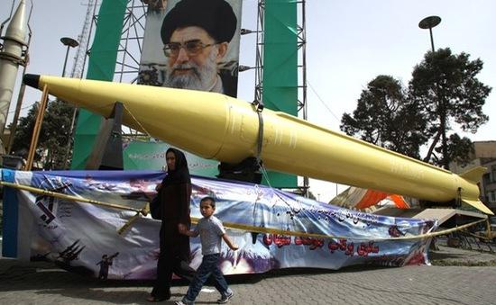Lãnh tụ Iran yêu cầu phát triển hệ thống tên lửa