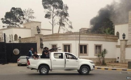 Quốc hội lâm thời Libya bị giải tán