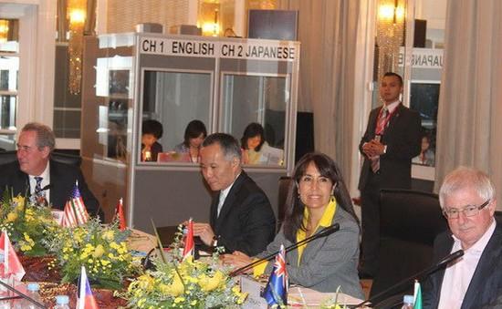 Khai mạc Hội nghị Bộ trưởng TPP tại Singapore