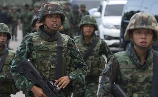 Tư lệnh lục quân Thái Lan tuyên bố đảo chính