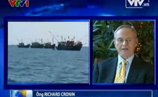 """Học giả quốc tế: """"Đường chín đoạn"""" là mối đe dọa đối với an ninh dầu mỏ của toàn châu Á"""