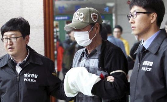 Hàn Quốc xét xử thủy thủ đoàn phà Sewol