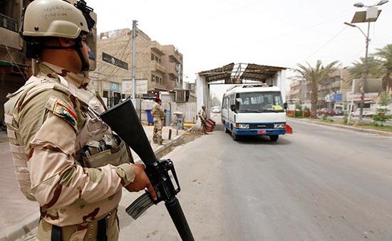 Quân đội Iraq bước đầu đẩy lùi bước tiến của phiến quân