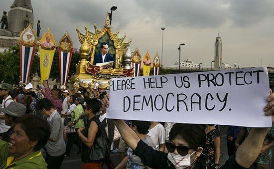EU trừng phạt chính quyền quân sự Thái Lan