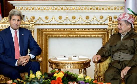 Ngoại trưởng Mỹ tới khu vực người Kurd tại Iraq