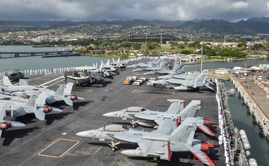 Tập trận Hải quân đa quốc gia tại Hawaii