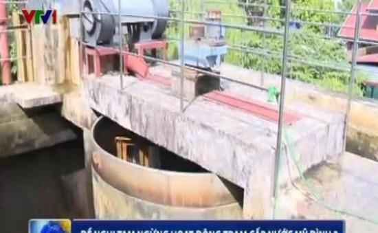 Hà Nội: Trạm cấp nước Mỹ Đình 2 ngừng hoạt động vì hàm lượng Asen vượt 4 lần