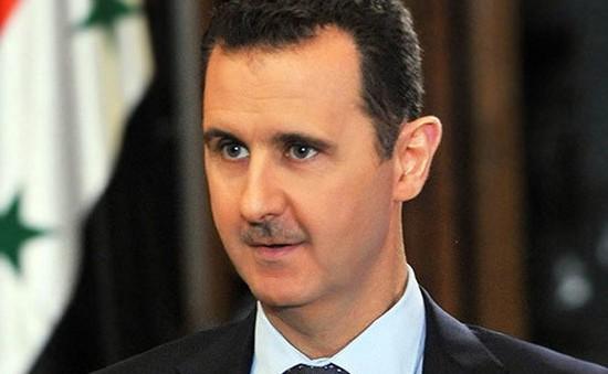 Tổng thống Syria Bashar al-Assad tuyên thệ nhậm chức