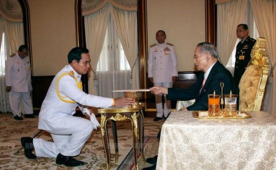 Thái Lan công bố hiến pháp lâm thời