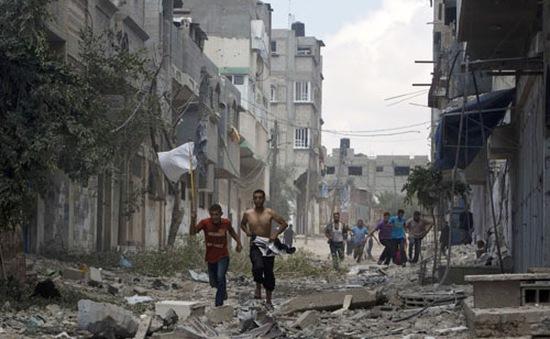 Israel quyết xóa sổ hệ thống đường ngầm của các chiến binh Hamas