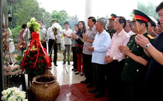 Đại sứ quán Việt Nam tại Lào kỷ niệm ngày Thương binh - Liệt sỹ