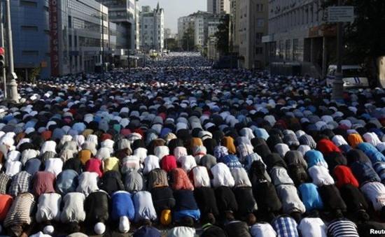 Lễ Eid al-Fitr của người Hồi giáo trên thế giới