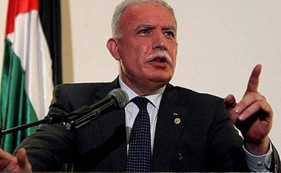 Palestine đề nghị điều tra Israel