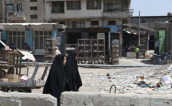 Đập lớn nhất Iraq rơi vào tay phiến quân
