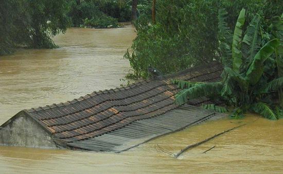 Việt Nam đang bị tác động nặng nề bởi biến đổi khí hậu