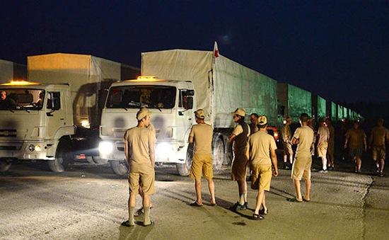 Nga và Ukraine nhất trí về tuyến đường cho đoàn xe cứu trợ nhân đạo