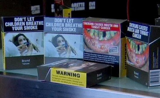 Tập đoàn thuốc lá Philip Morris dọa kiện Chính phủ Anh