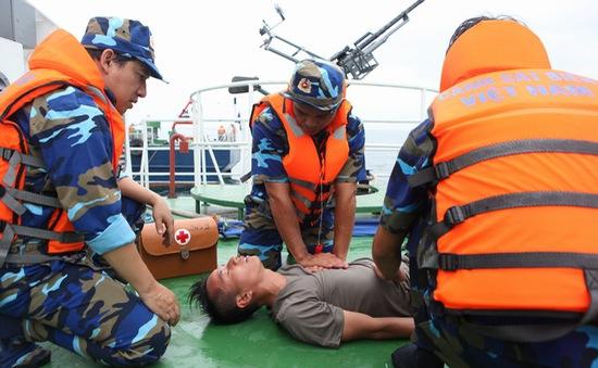 """""""Chúng tôi là chiến sĩ"""" đến với lực lượng Cảnh sát biển vùng 2"""