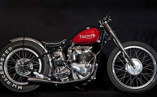 Triumph T100 Sprint - Hoài cổ hay bảo thủ