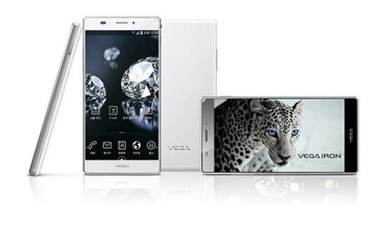 """Vega Iron: Đối thủ """"đáng gờm"""" của các smartphone Android"""